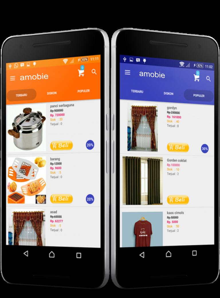 Apliaksi Android Olshop Aplikasi Android Aplikasi Android