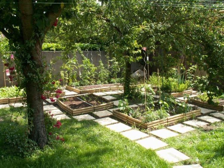 Tomaten Im Hochbeet Ihren Eigenen Gemusegarten Anlegen In 2020 Gartengestaltung Hochbeet Bauerngarten