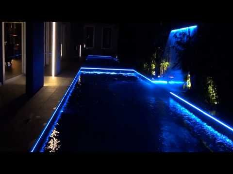 Pool Lighting LED Strip Light - YouTube | Pool in 2019 | Swimming ...