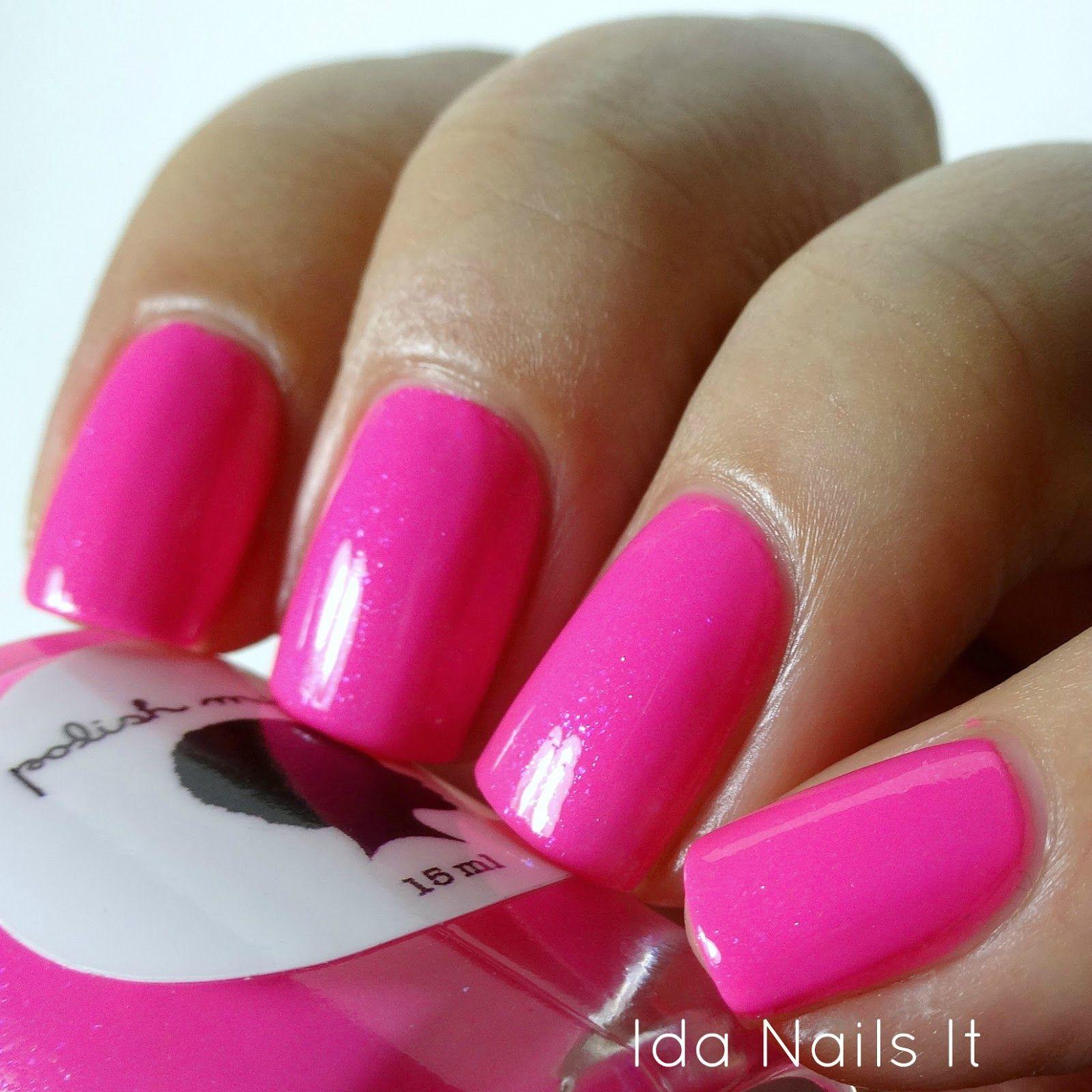 Ida Nails It: Polish My Life Girls & Boys Collection Los Angeles ...
