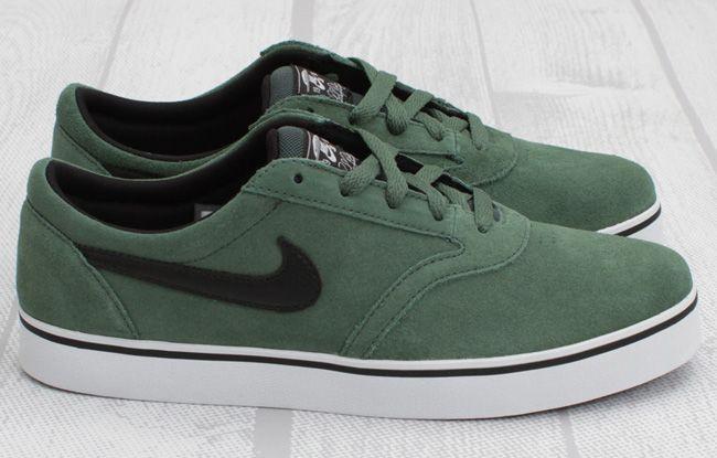 Nike SB Vulc Rod not in green though