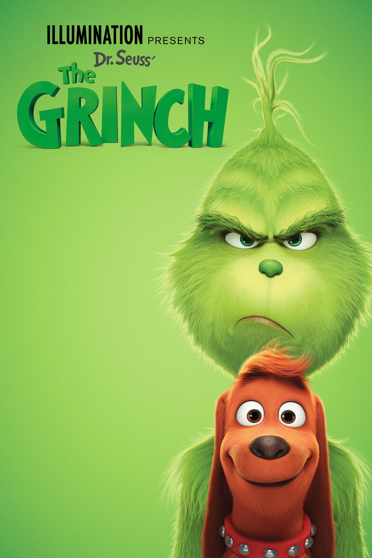 Max The Grinch 2018 The Grinch Dog The Grinch Movie Grinch