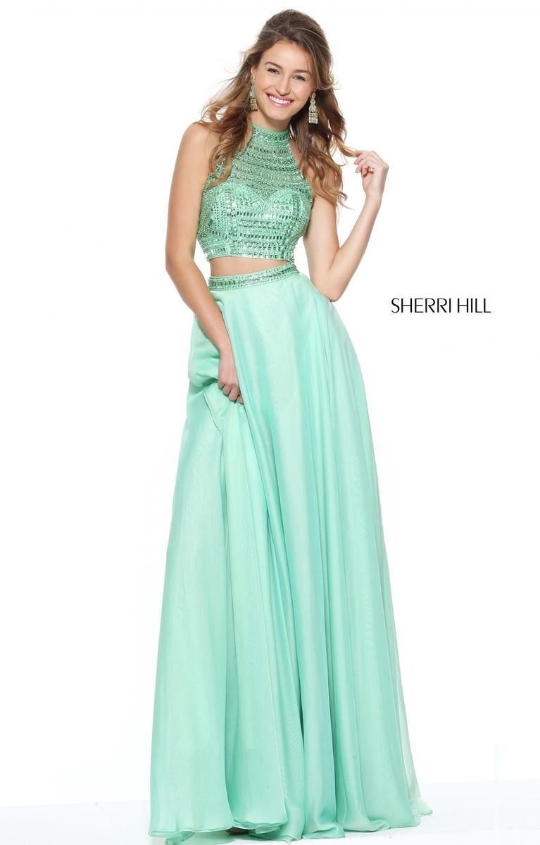 Sherri Hill 50809 Prom Dress Available At Celebrations Bridal And
