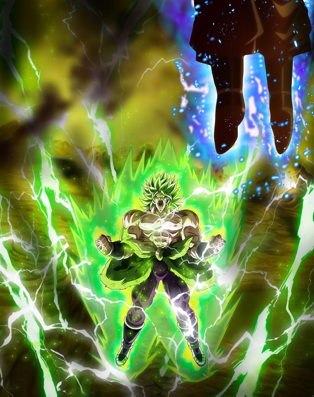 Lssj Broly Vs Mui Goku By Satzboom On Deviantart Goku Deviantart Son Goku