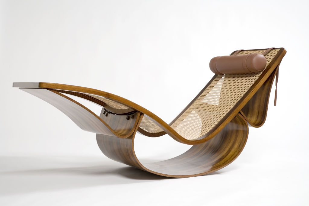 Rio Chaise Lounge By Oscar Niemeyer Now That Is Just Hot! I Dont Even Know