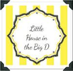 Little House in the Big D- really great design ideas!!