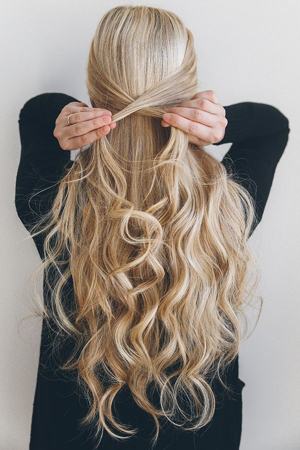 hair - 1-minute knotted