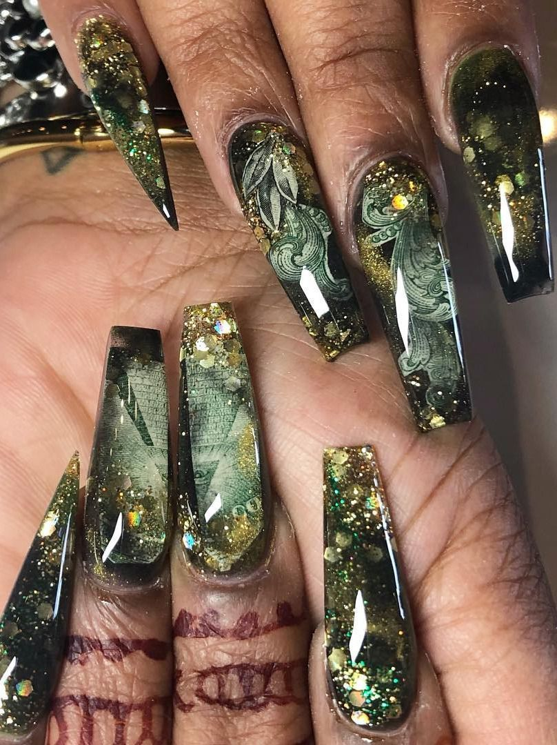 Shop For Nail Polish And Nail Care Products Indulge In The Latest Nail Trends From Top Brands Taking Into Account O In 2020 Angel Nails Cute Acrylic Nails Nail Trends