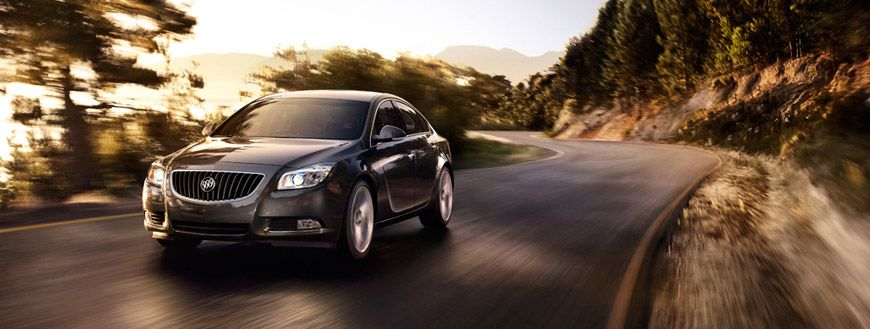The Only Drawback To Driving A Car That Goes 0 60 In 6 7 Seconds Is How Easy It Is To Miss The Scenery Buick Regal Turbo Buick Regal Sports Sedan Buick