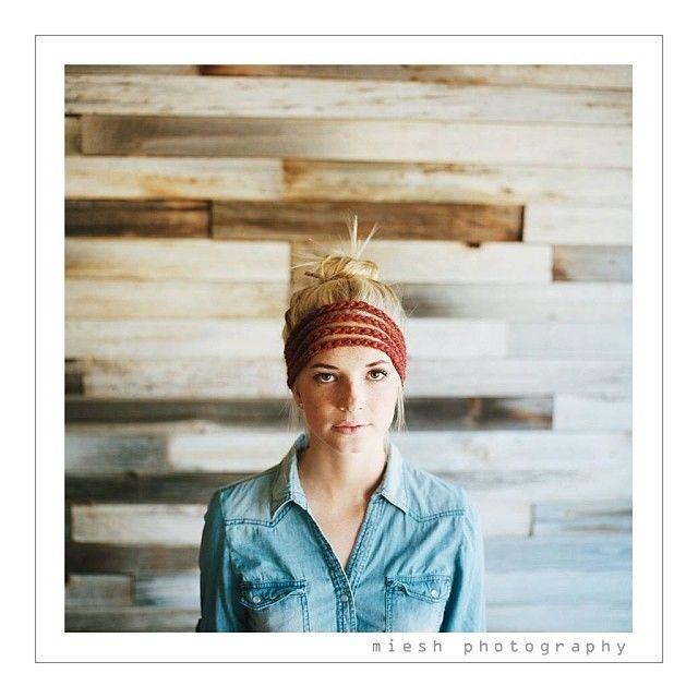 Fall Fashion Trend - Knit Headbands & Top Knots | via @littlejheadbands + littlejheadbands.com