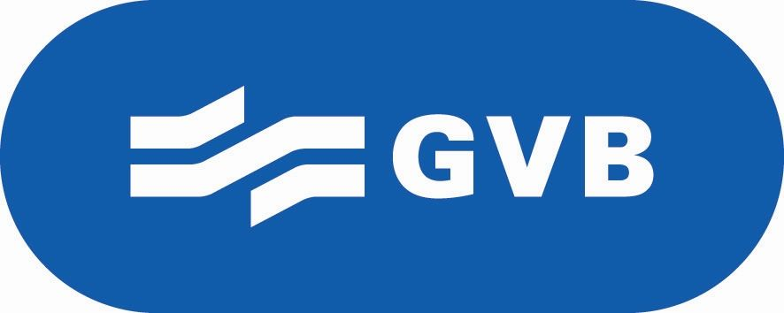 GVB Local public transport company of Amsterdam. #railway