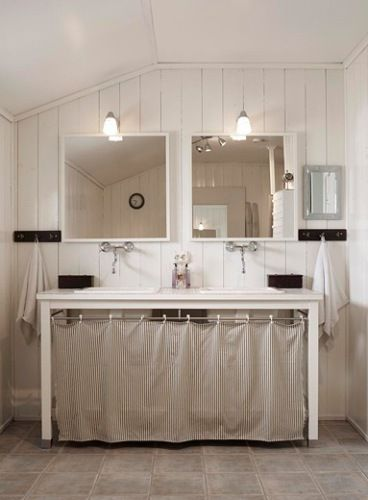 Pin By Rebecca Martin On Stuff I Ve Made Sink Skirt French Country Bathroom Bathroom Decor Themes