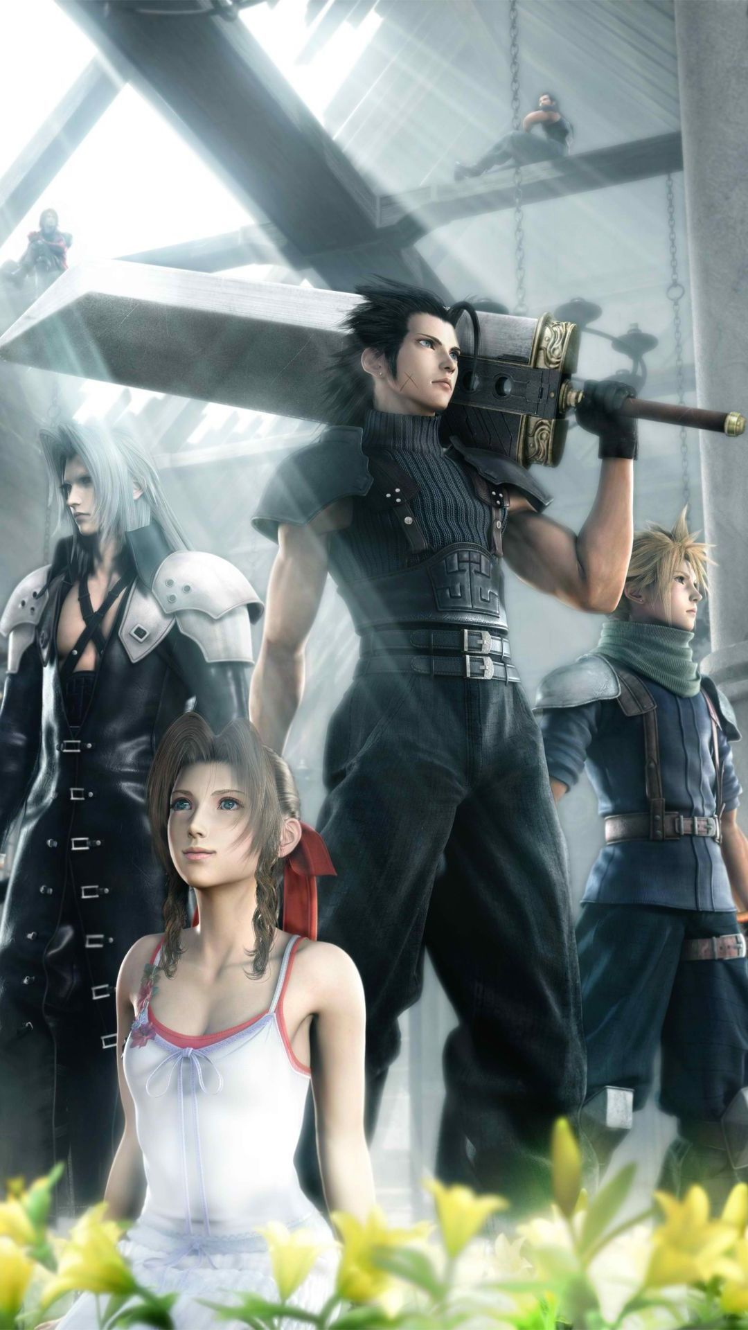 Final Fantasy Wallpaper Android Download > Flip Wallpapers