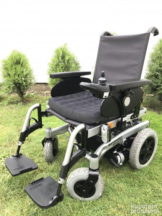 Oprema U Zdravstvu Nova Elektricna Invalidska Kolica Meyra