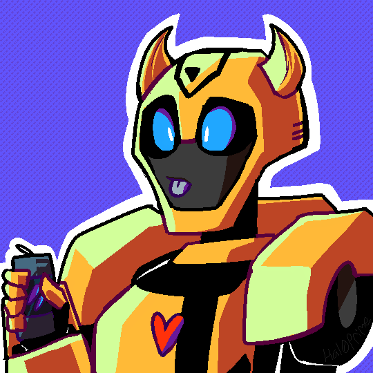 Tfa Bee by InfiniteTrochilidae on DeviantArt
