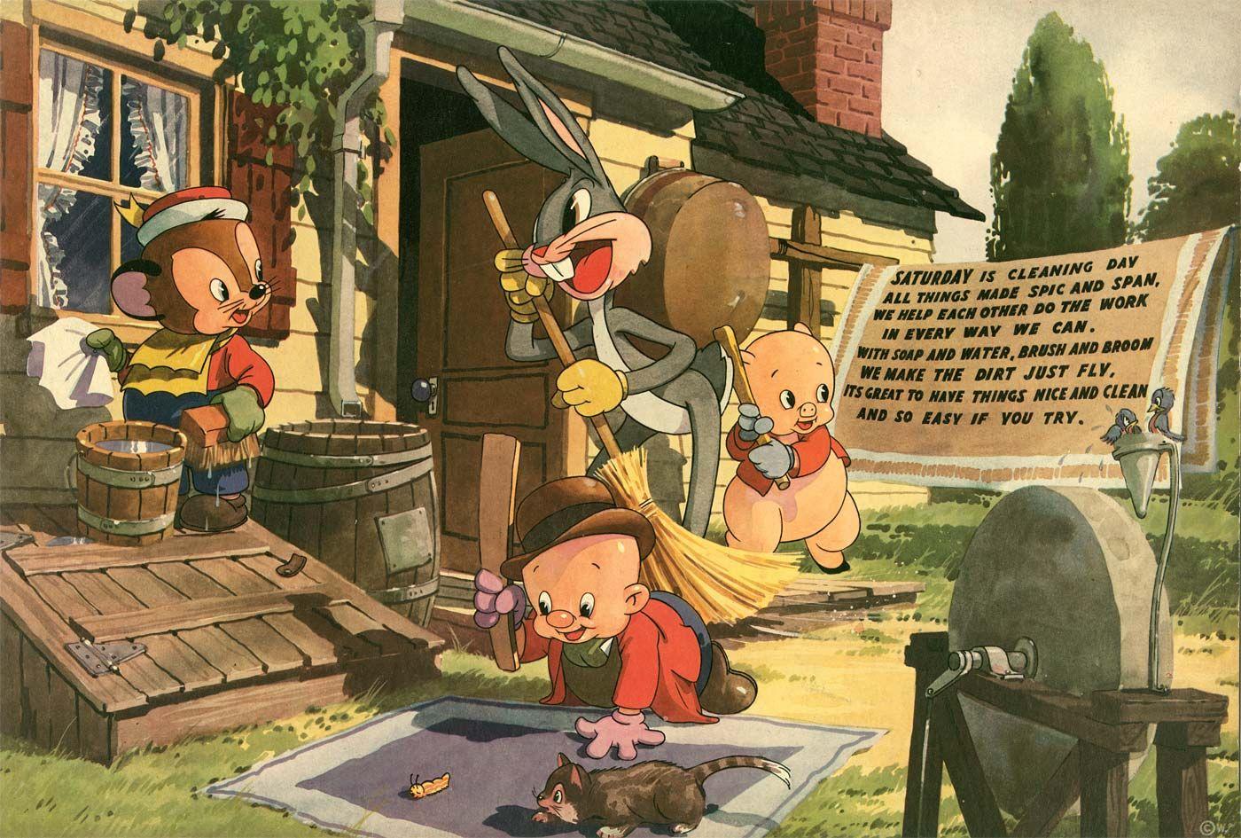 Art Of Looney Tunes