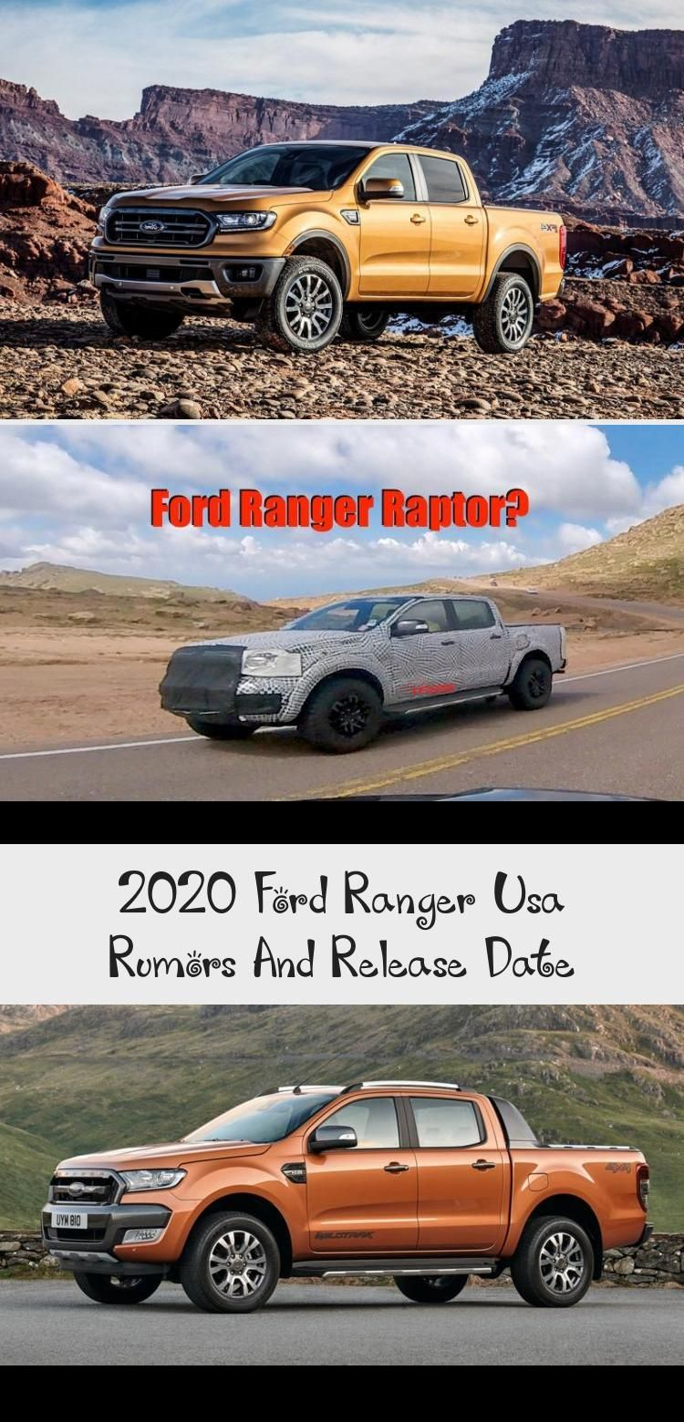 2020 Ford Ranger Usa Rumors And Release Date in 2020