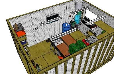 3d Warehouse View Model