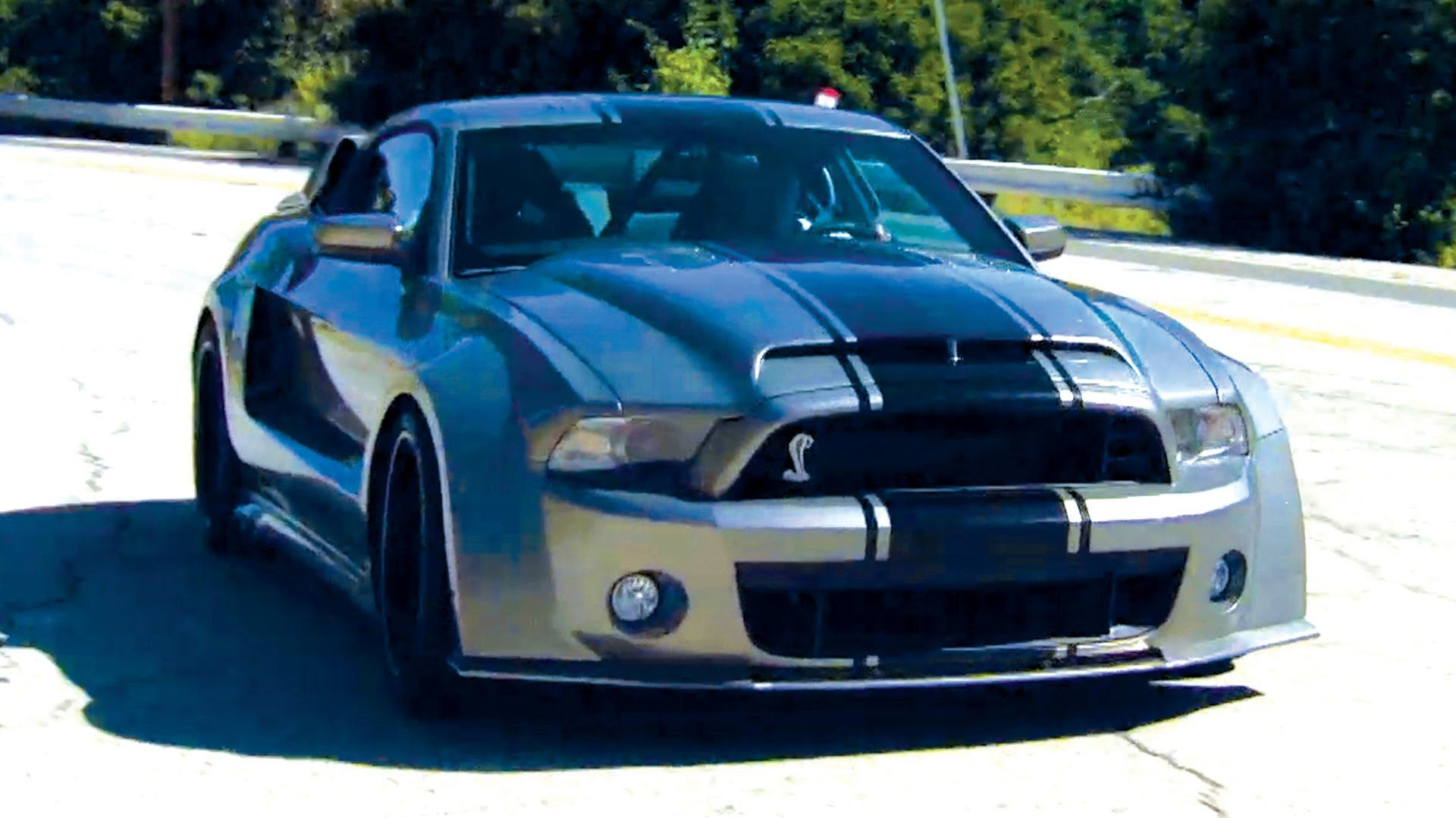 The 1000hp Mustang Better Than A Veyron Fifth Gear Mustang