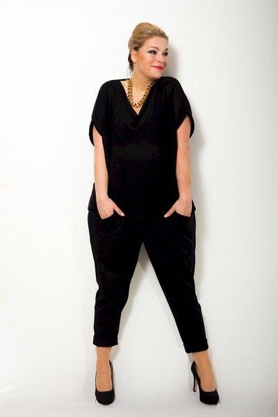 plus size model caterina pogorzelski campaign curvy. Black Bedroom Furniture Sets. Home Design Ideas