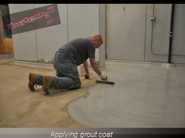 Unique Floor Coverings Solution For A Restaurant Kitchen Floor