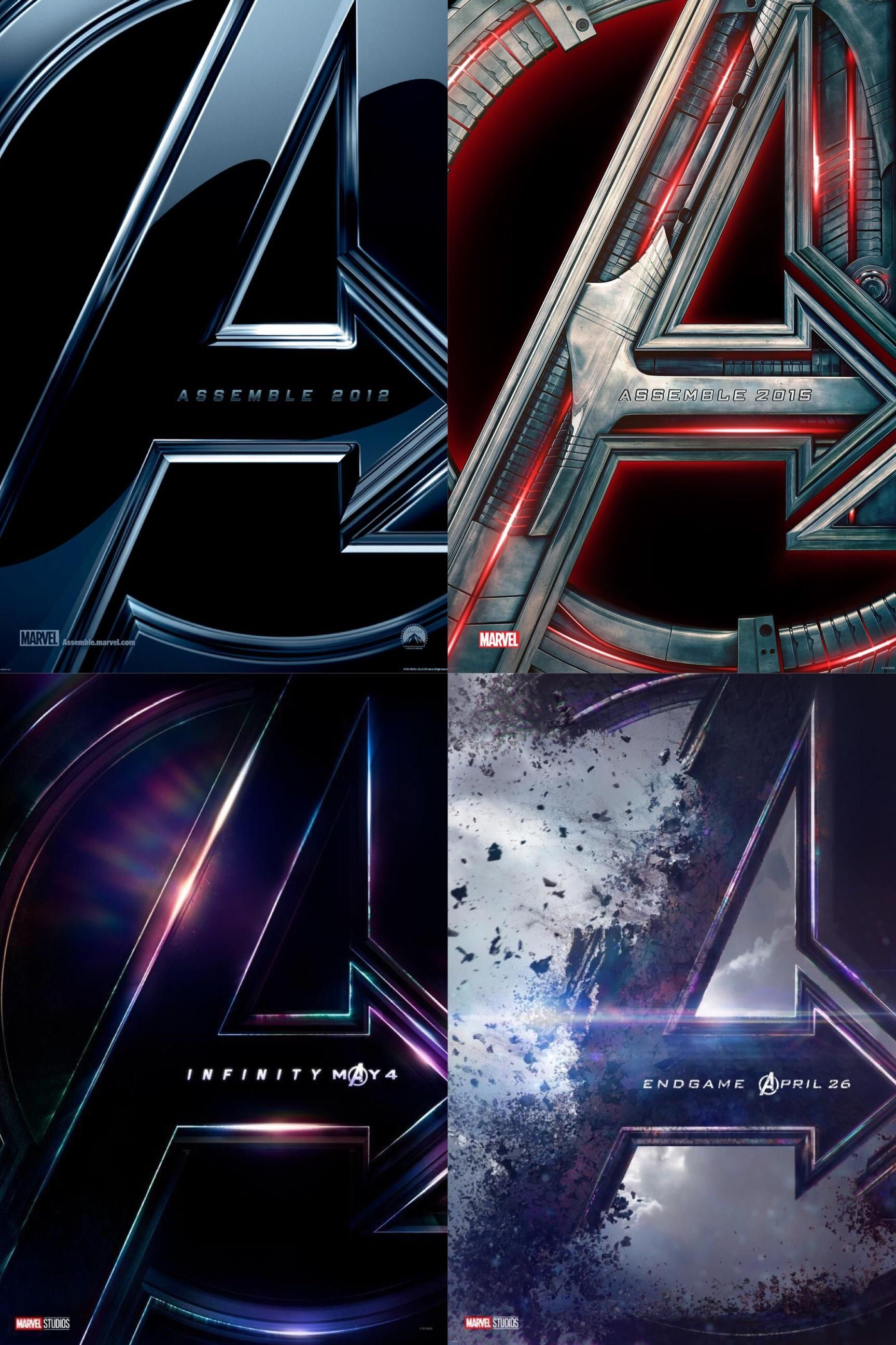 Feast Your Eyes On The First Official Avengers 4 Poster