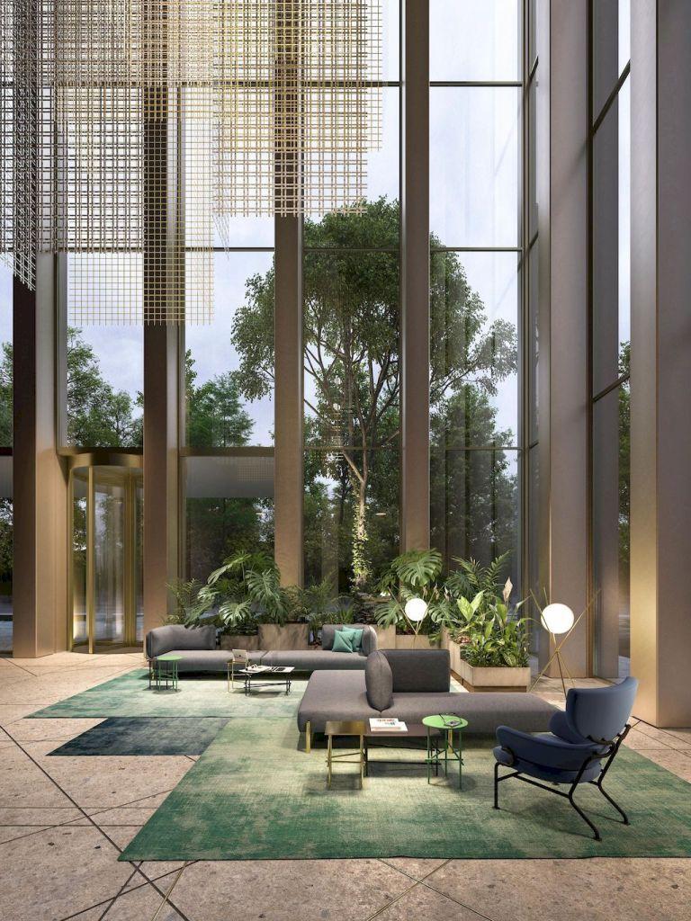 Stunningly Examples Of Scandinavian Interior Design 4 Lobby Design Hotel Lobby Design Modern Hotel Lobby