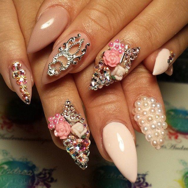 c l a w s   NAILED IT!!!   Pinterest   Teen nail designs, Teen nails ...