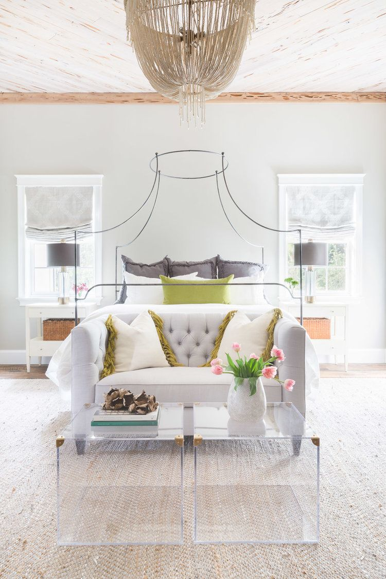 Photo: Alyssa Rosenheck Alyssa Rosenheck's The New Southern Q+A with  Jordan Winston  Color InspirationMan CaveFreshBedroomCountry Living ...