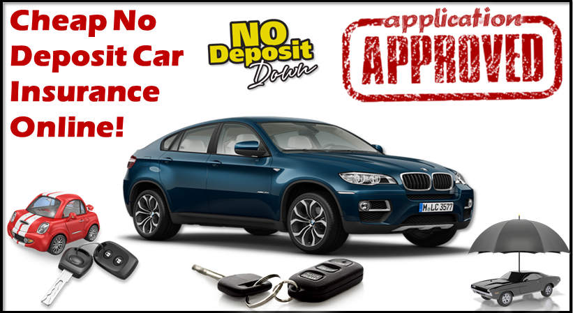 No Deposit Car Insurance Pay Monthly Online Buy Car Insurance For - No deposit car insurance