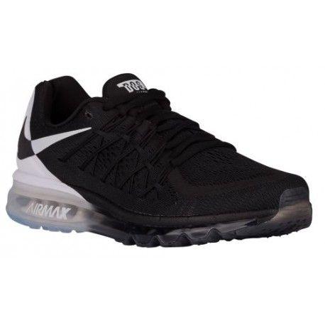 $152.99 nike air max 2015 black and white,Nike Air Max 2015 - Mens - Running…