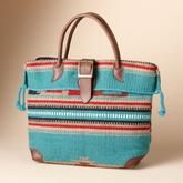Great-looking turquoise bag from Sundance