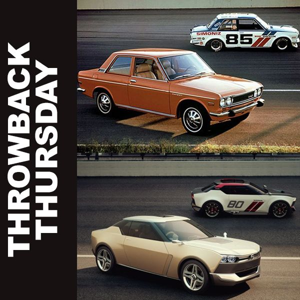 Throwback Thursday : Nissan IDx concepts and their inspirations  Credit: http://imgur.com/fNKb08c
