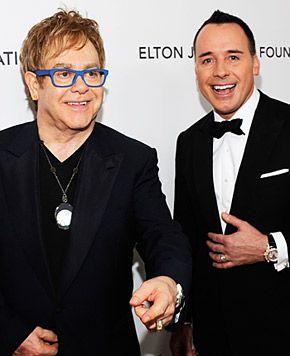 Sir Elton & Dave
