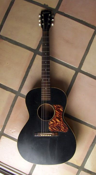 Vintage Mid 1930 S Gibson L 0 Acoustic Guitar Gibson Acoustic Acoustic Guitar Guitar