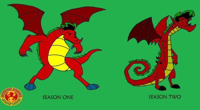 American Dragon Staffel 2