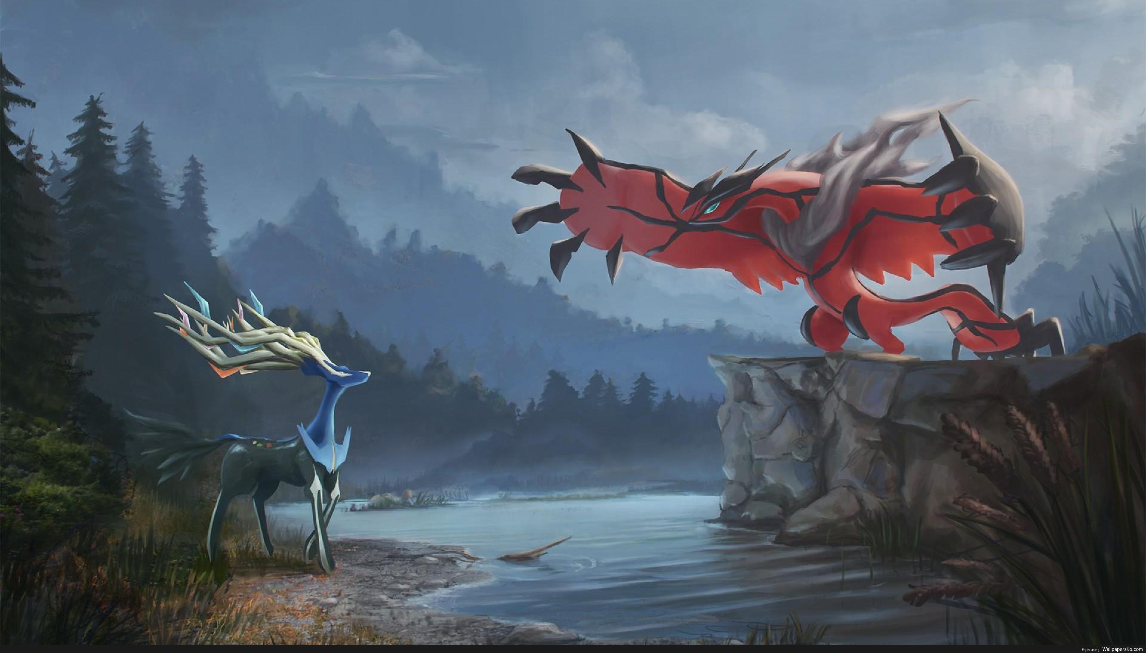 pokemon wallpaper 4k