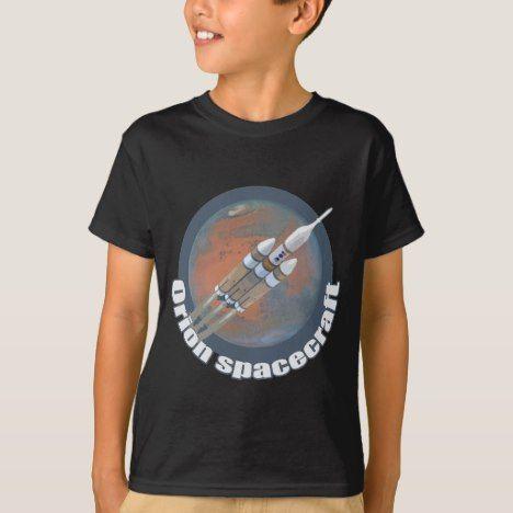 Orion Spacecraft T-Shirt   Zazzle.com   Orion spacecraft ...