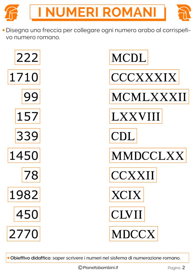 Numeri Romani