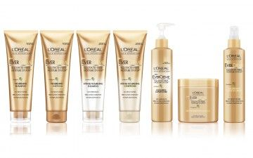 LOreals EverCreme Takes Co-Washing Mainstream - no more drying shampoos! <3 can't wait to try this whole line out!