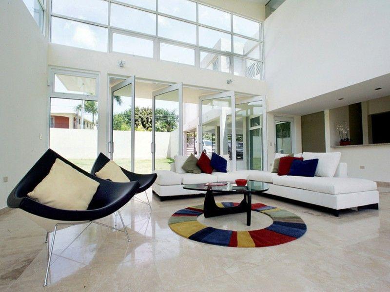 Wohnzimmerdeko as a souvenir from holidays abroad Living Room - wohnzimmer deko modern