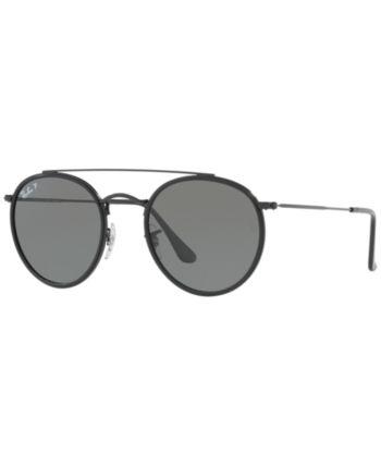 f3ac4221227 Ray-Ban Polarized Flat Lens Sunglasses