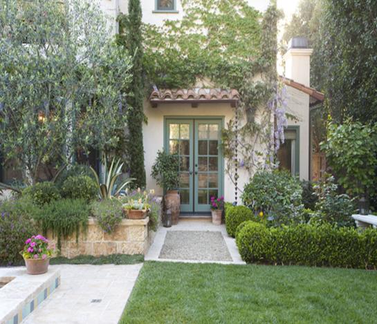 gorgeous landscape love santa barbara style home pinterest g rten. Black Bedroom Furniture Sets. Home Design Ideas