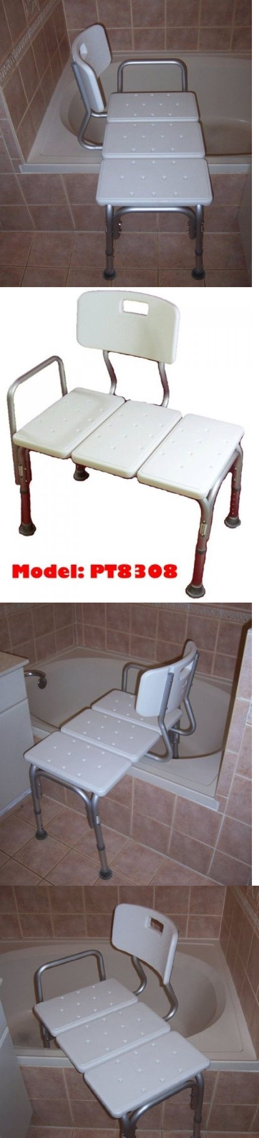 Shower And Bath Seats: Shower Chairs For Elderly Medical Disabled  Handicapped Bath Bathtub Seat Bench