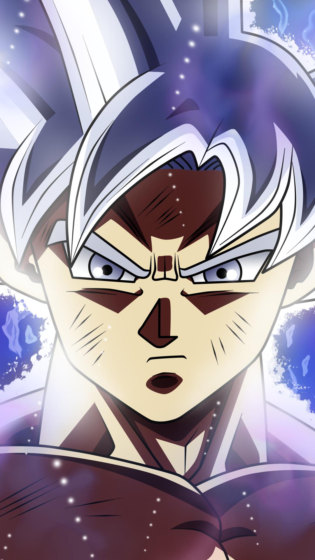 Goku Instinto Superior Completo Personajes De Dragon Ball