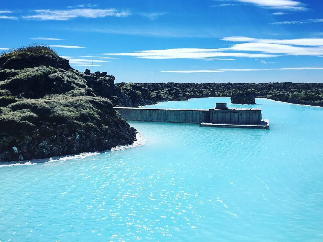 Silica hotel at blue lagoon has its own private lagoon for Hotels near the blue lagoon iceland