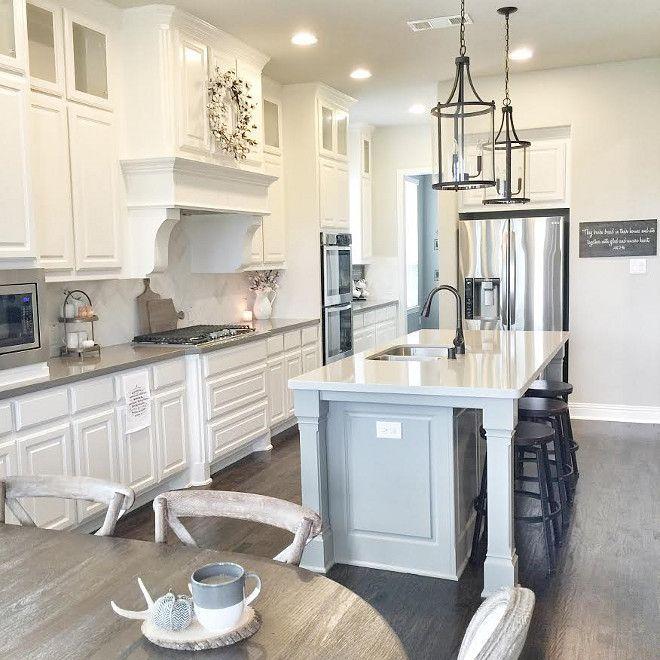 20 Beautiful Examples Of Farmhouse Kitchen Design White