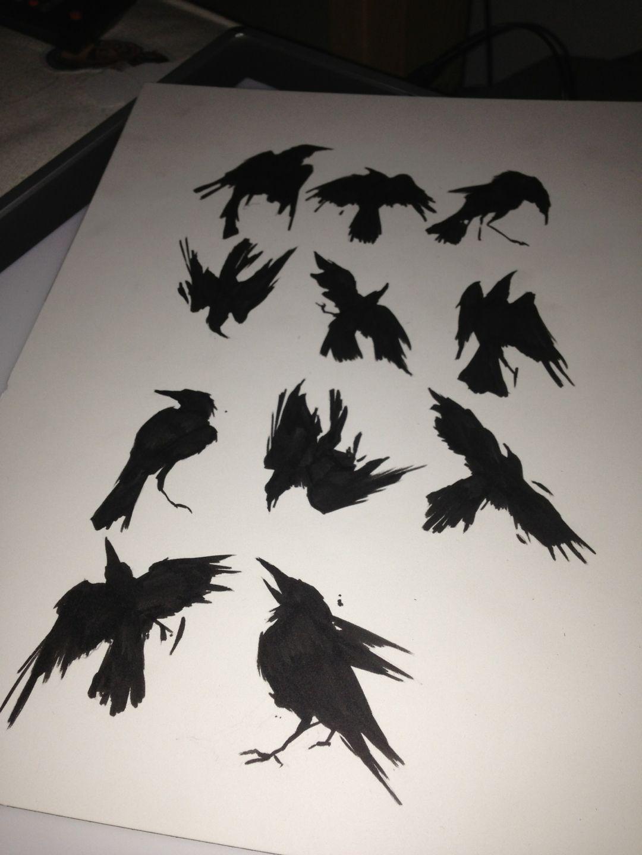 Raven Viking Tattoo: Norse Raven Tattoo - Google Search