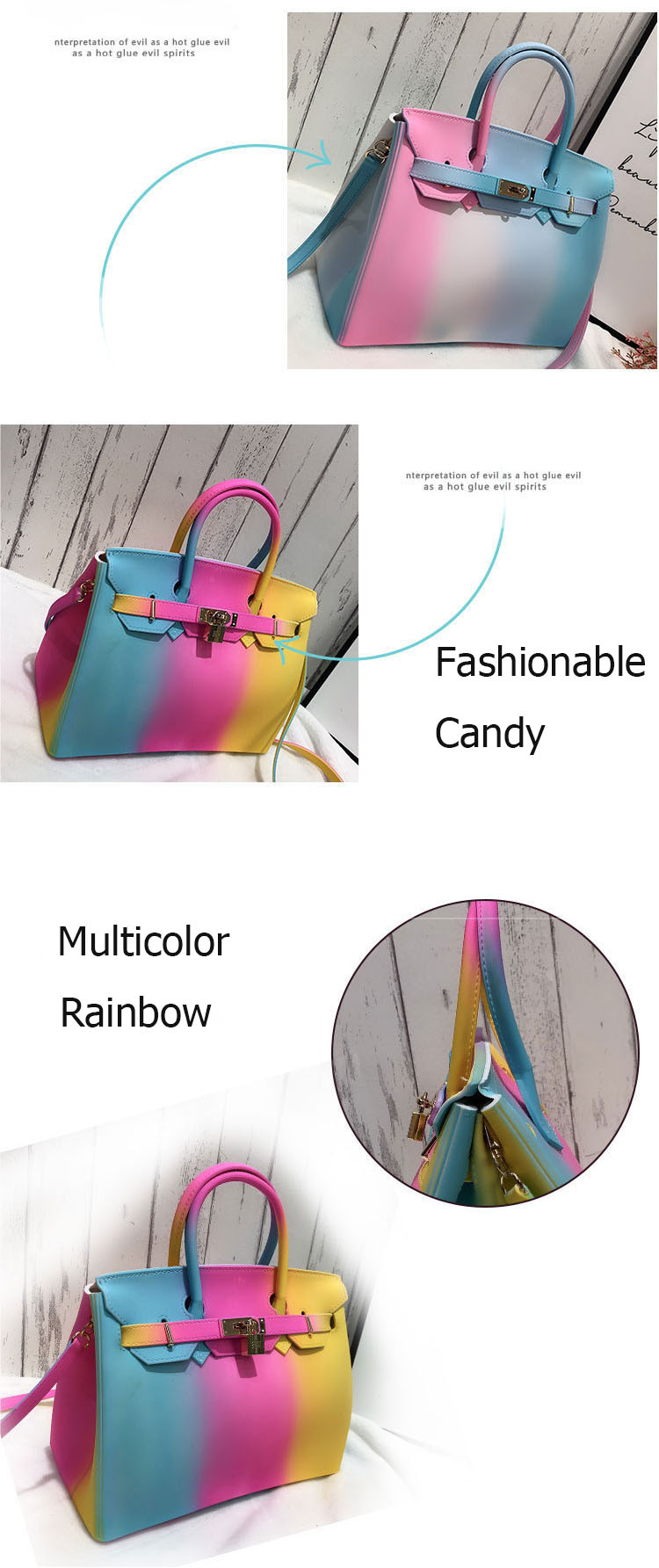 blue jelly purse pvc clear bag satchel handbags for work baginning pvcbag clearbag clearhandbag clearpurses clea satchel handbags jelly purse clear bags pinterest