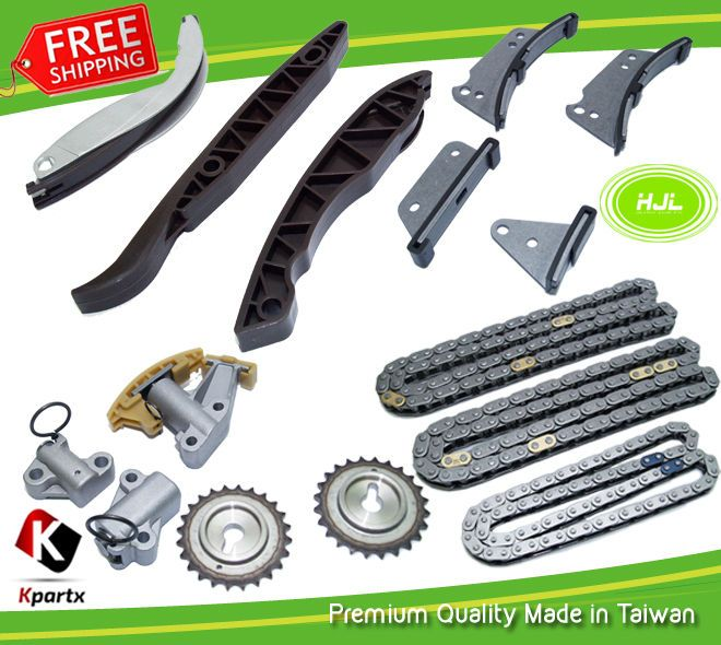 Details About Timing Chain Kit Fits Hyundai H1 Starex I800 Iload